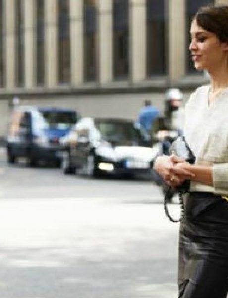 Street Style: Uska suknja