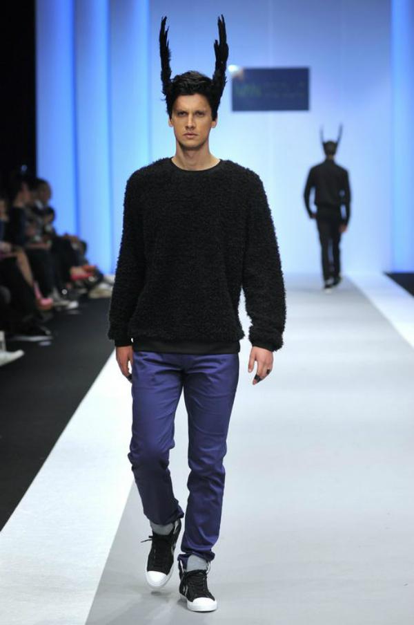 slika 10 35. Belgrade Fashion Week: Ivan Džolić, Marko Glavinić, ZLA ZLA