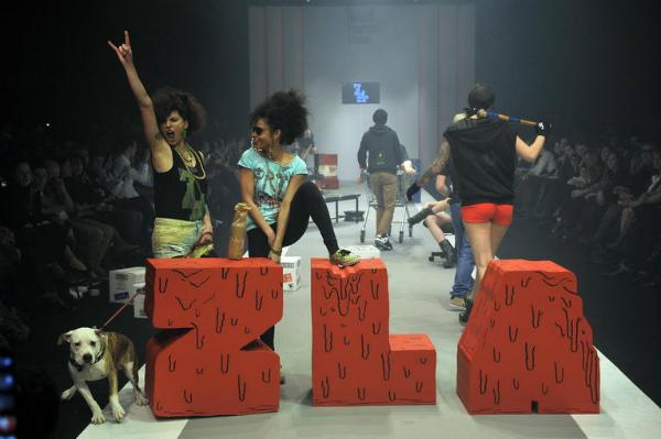 slika 3 35. Belgrade Fashion Week: Ivan Džolić, Marko Glavinić, ZLA ZLA