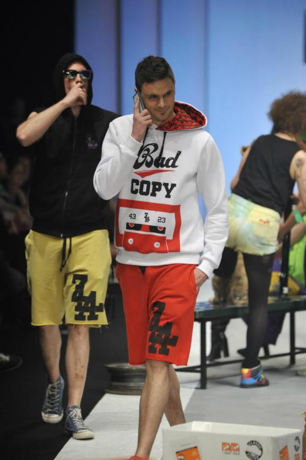 slika 5 35. Belgrade Fashion Week: Ivan Džolić, Marko Glavinić, ZLA ZLA