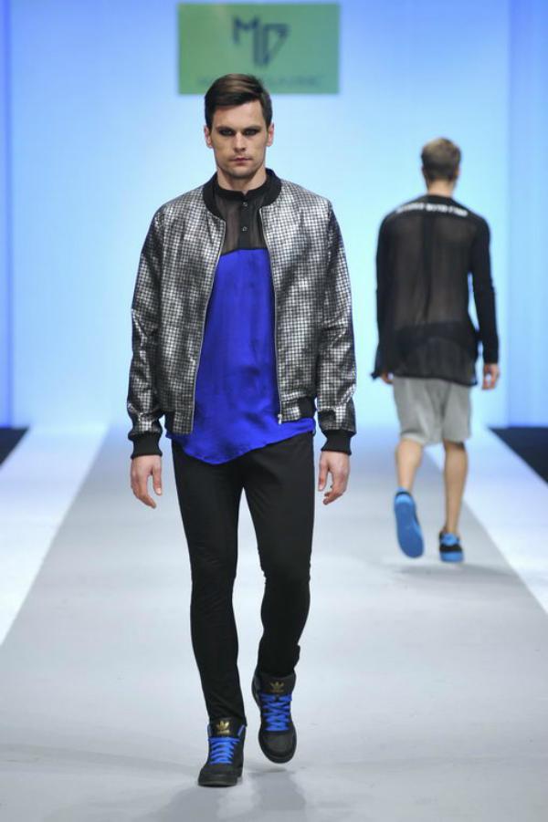 slika 6 35. Belgrade Fashion Week: Ivan Džolić, Marko Glavinić, ZLA ZLA