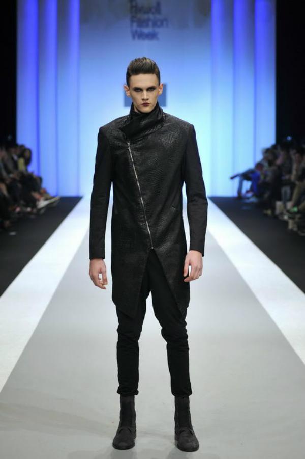 slika 7 35. Belgrade Fashion Week: Ivan Džolić, Marko Glavinić, ZLA ZLA