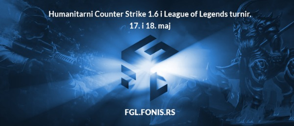 slika3 FONIS organizuje humanitarni gaming turnir FGL Belgrade