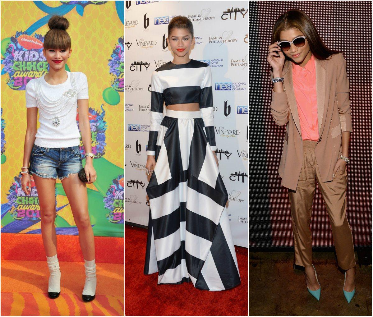 zendaya coleman style Zašto je mladi Holivud toliko važan za modnu industriju?