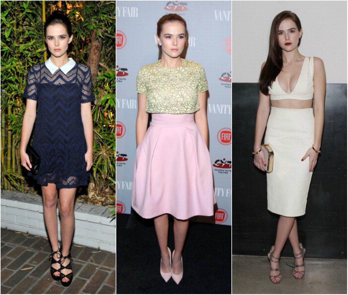 zoey deutsc Zašto je mladi Holivud toliko važan za modnu industriju?