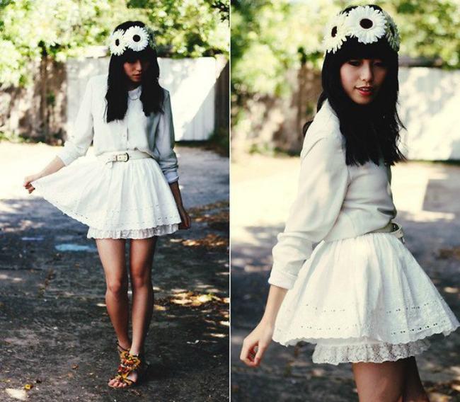 1107 Modna pravila: Kako nositi belu boju