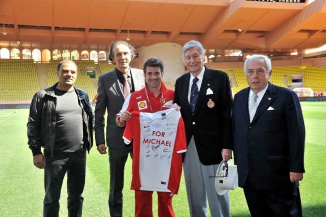 1132 Kad Nole igra fudbal: Humanitarne utakmice u Monaku
