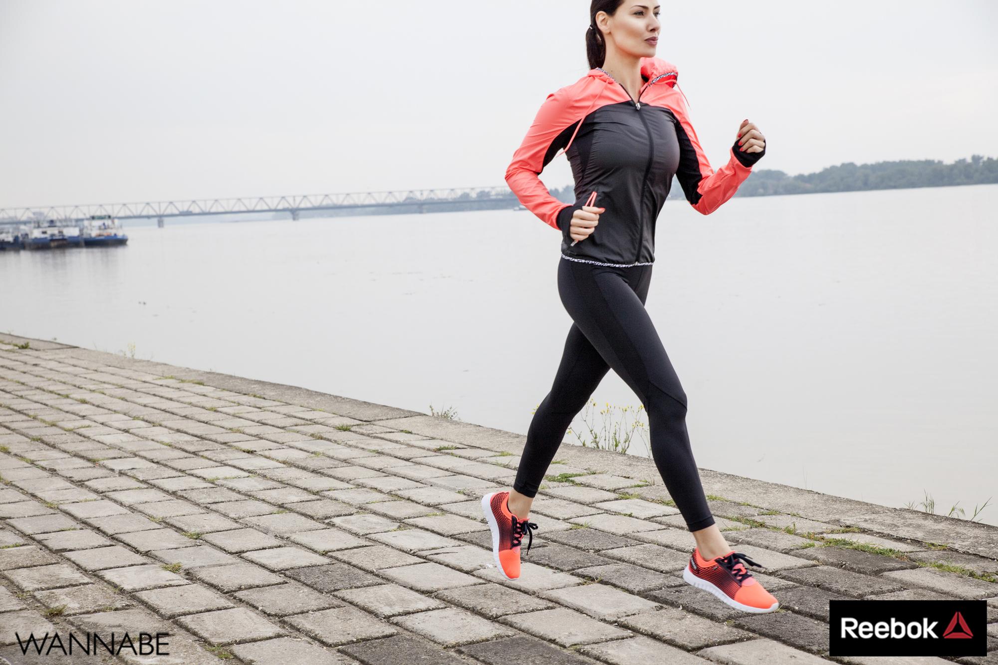 1140 Reebok fitnes dnevnik Katarine Vučetić: Spremite se za trčanje