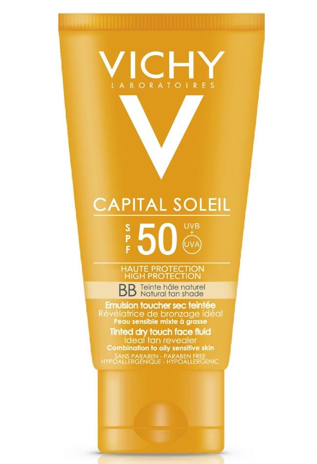 116 Capital Soleil: Prva Vichy BB krema za idelnu zaštitu od sunca
