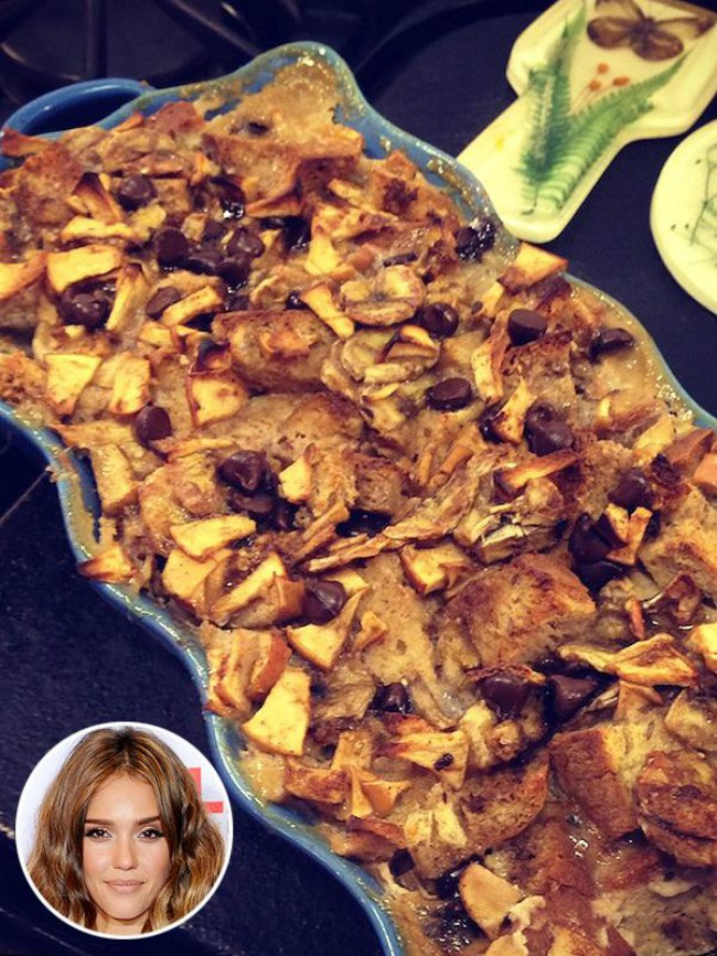 135 Njam, njam: Puding po receptu Džesike Albe