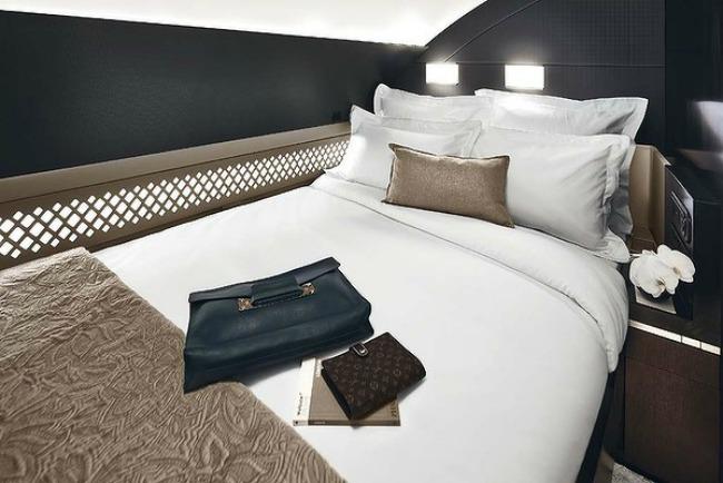 136 Sav taj luksuz: Apartman u avionu