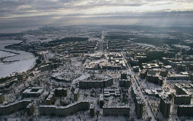 173 Tamo niko ne stanuje: Napuštena mesta na planeti zemlji