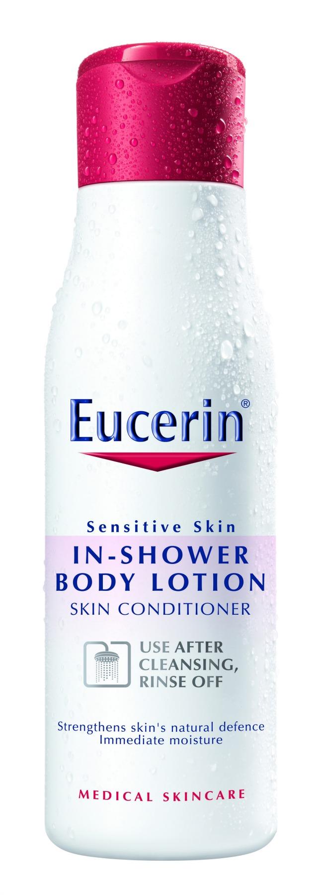 174 Beauty rutina: Eucerin In Shower losion za telo za osetljivu kožu