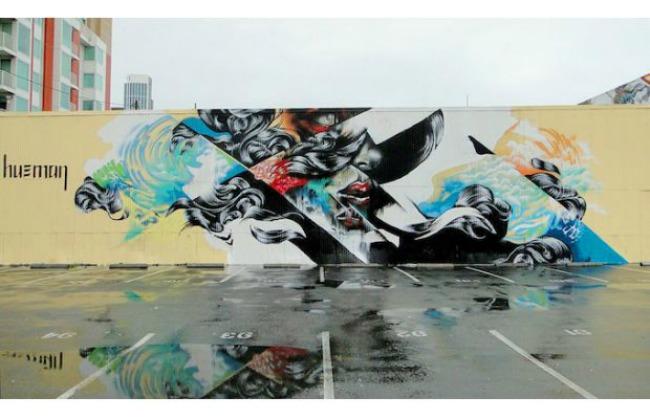 194 Umetnost na ulici: Murali koji su delo žena