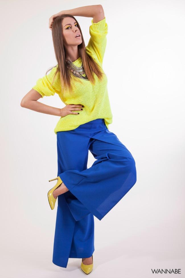 198 Wannabe zumira trend: Nosite široke pantalone