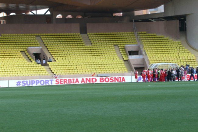 2106 Kad Nole igra fudbal: Humanitarne utakmice u Monaku