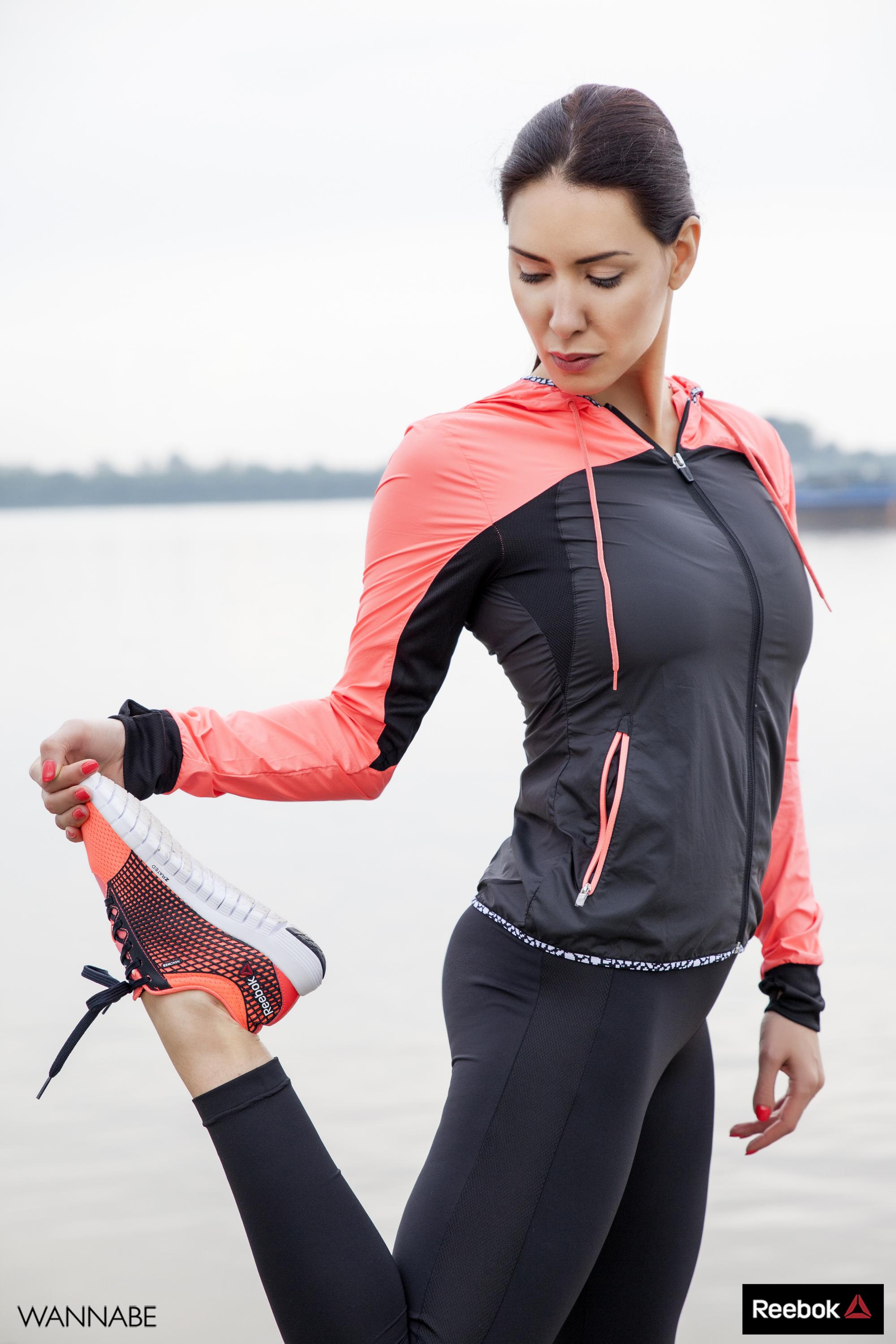2113 Reebok fitnes dnevnik Katarine Vučetić: Spremite se za trčanje