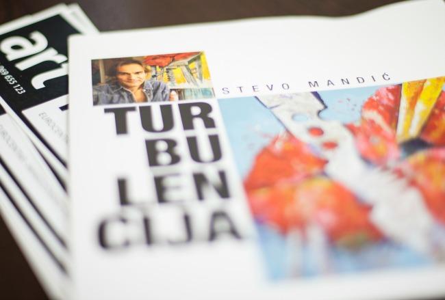 2120 Wannabe intervju: Stevo Mandić, slikar