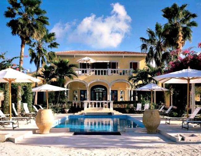 217 Sav taj luksuz: Hotel Jumby Bay