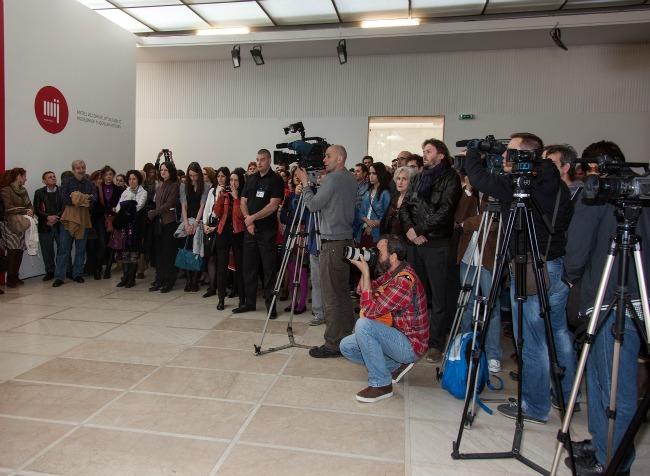 222 Velika izložba: 100 dela iz zbirki Muzeja savremene umetnosti