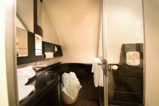 224 Sav taj luksuz: Apartman u avionu