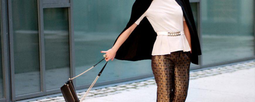 Kako da nosite: Kapri pantalone