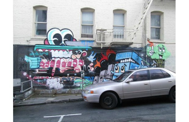 273 Umetnost na ulici: Murali koji su delo žena