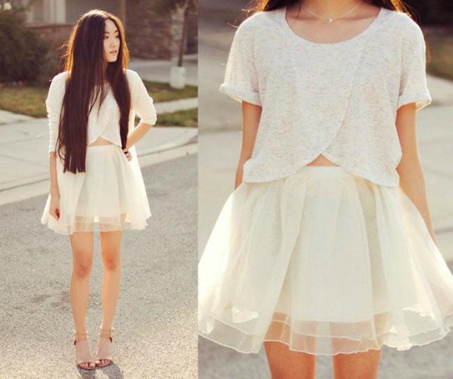282 Modna pravila: Kako nositi belu boju