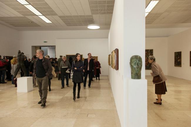 322 Velika izložba: 100 dela iz zbirki Muzeja savremene umetnosti
