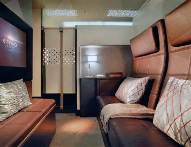 323 Sav taj luksuz: Apartman u avionu