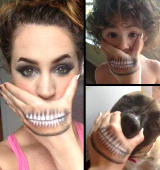 360 Make up preobražaji: Što šminka može, niko ne može