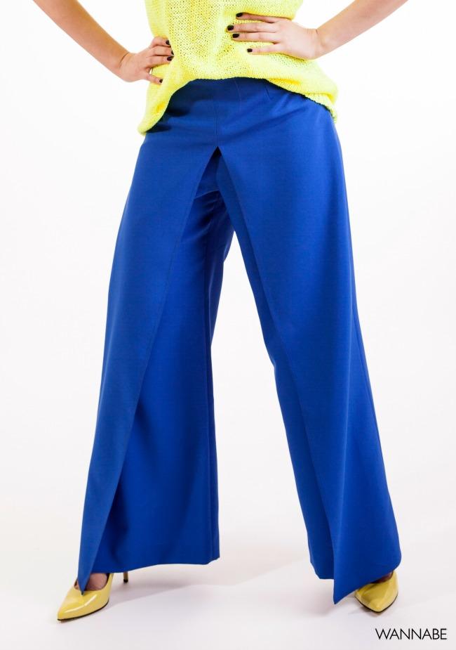 370 Wannabe zumira trend: Nosite široke pantalone