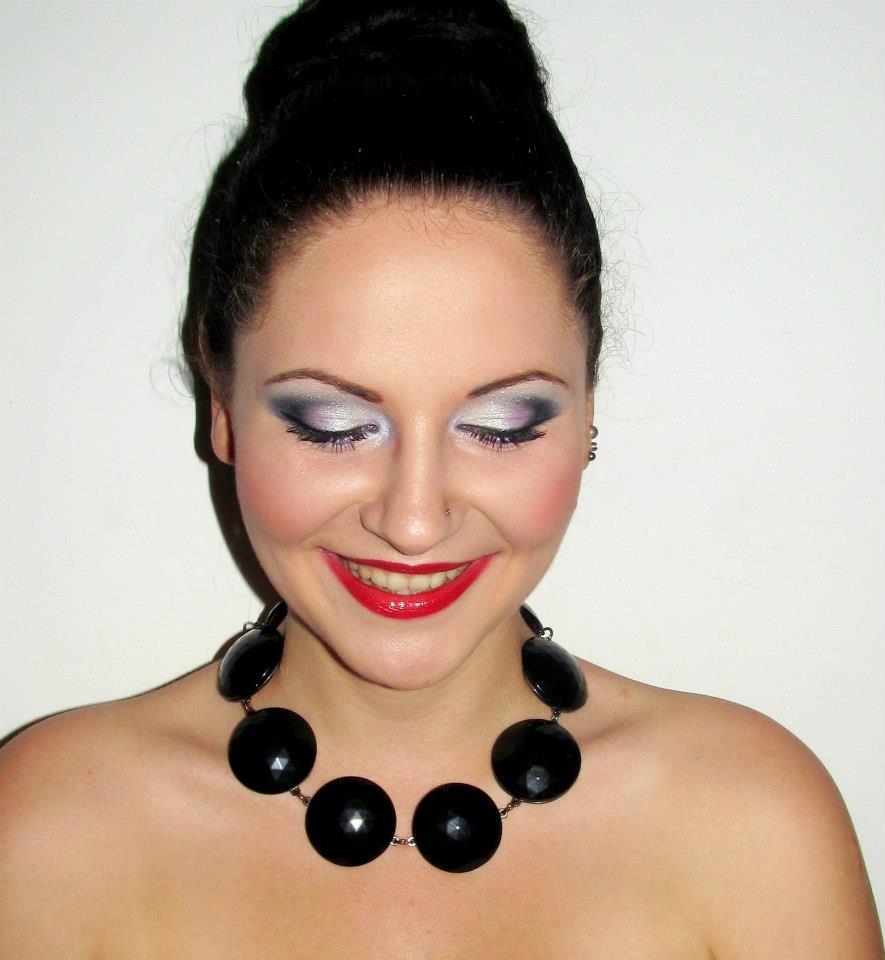 375104 242974142494260 1511339861 n Wannabe intervju: Tatjana Kaćanski, make up artist