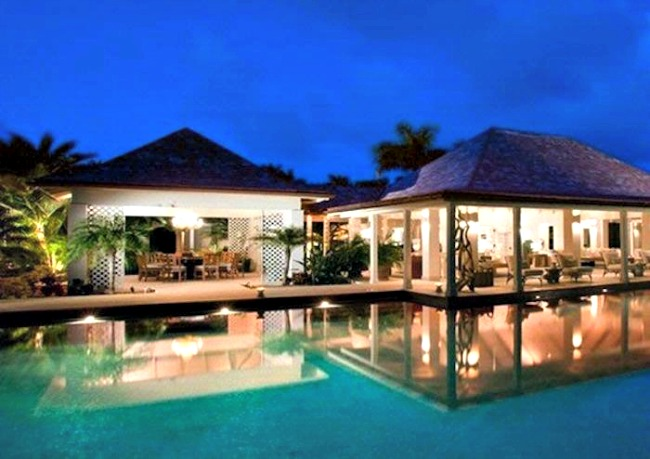 413 Sav taj luksuz: Hotel Jumby Bay