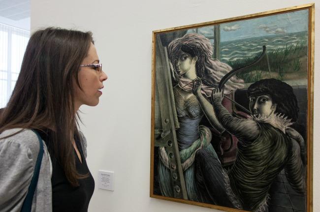 417 Velika izložba: 100 dela iz zbirki Muzeja savremene umetnosti