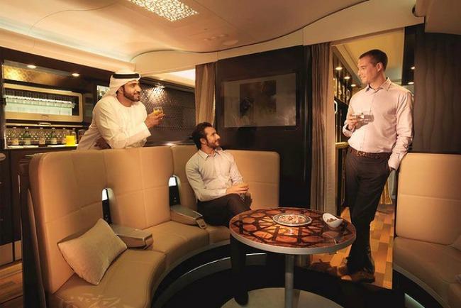 418 Sav taj luksuz: Apartman u avionu
