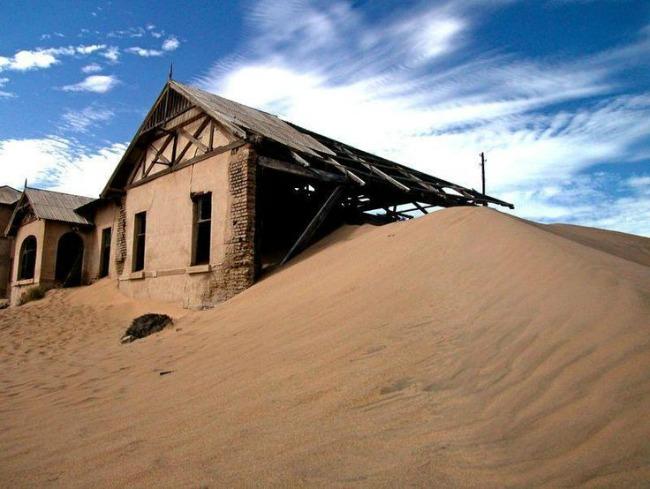 437 Tamo niko ne stanuje: Napuštena mesta na planeti zemlji