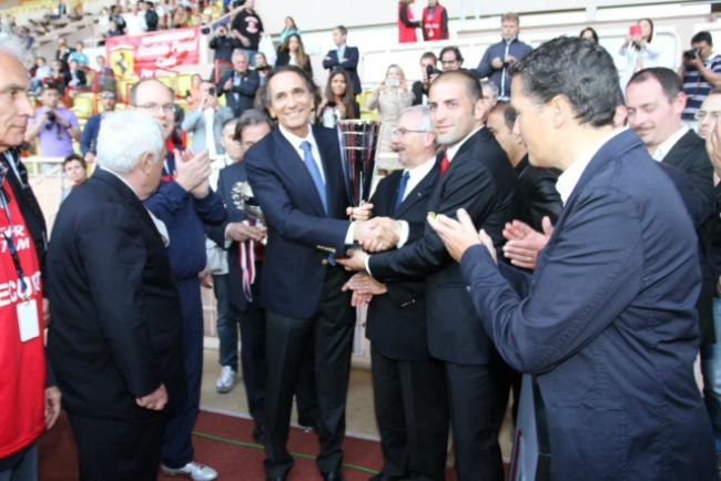 474 Kad Nole igra fudbal: Humanitarne utakmice u Monaku
