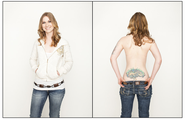 4 lyscc Verovali ili ne: Ispod odeće kriju brojne tetovaže