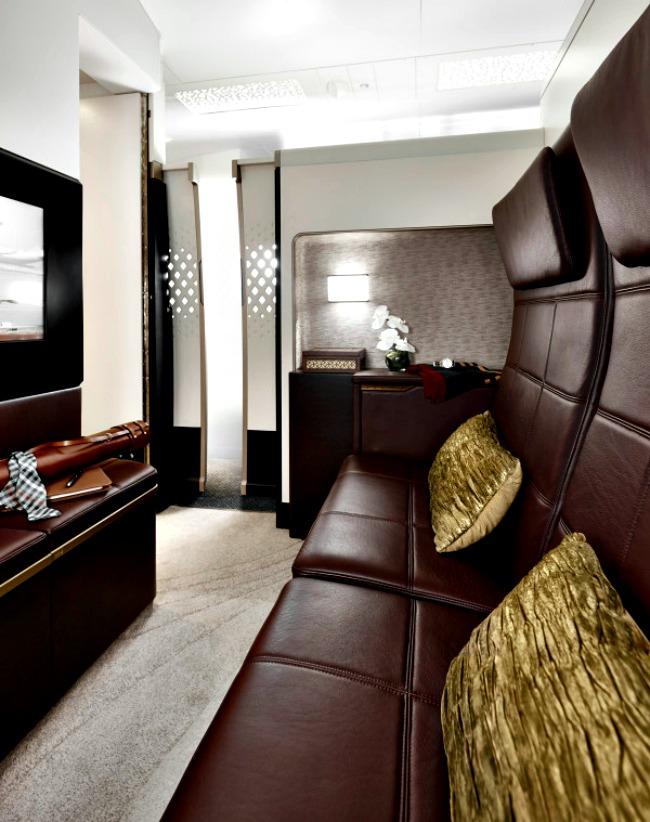 516 Sav taj luksuz: Apartman u avionu