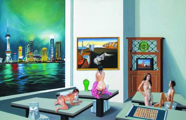 535 Slike koje navode na razmišljanje: Umetnički duo Tamen