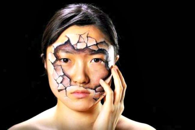541 Make up preobražaji: Što šminka može, niko ne može