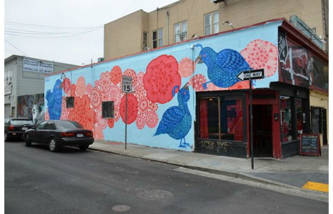 545 Umetnost na ulici: Murali koji su delo žena