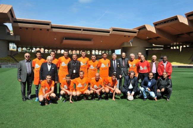 568 Kad Nole igra fudbal: Humanitarne utakmice u Monaku