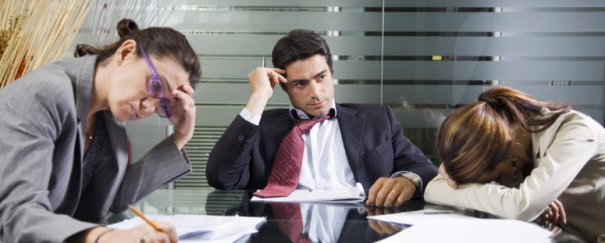 Test: Da li ste zadovoljni svojim poslom?