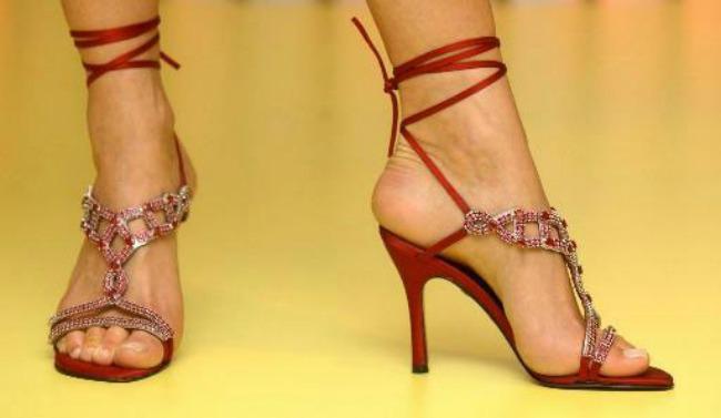 615 Skupo, skuplje, najskuplje: Cipele poznatih ličnosti