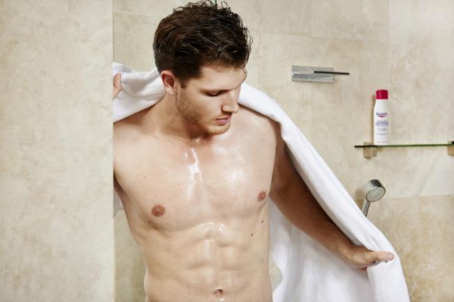 619 Beauty rutina: Eucerin In Shower losion za telo za osetljivu kožu