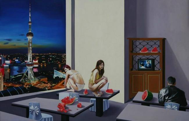 620 Slike koje navode na razmišljanje: Umetnički duo Tamen