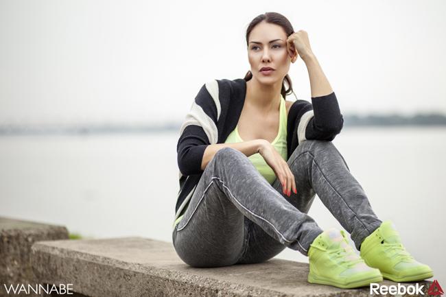 635 Reebok Fitness dnevnik Katarine Vučetić: Joga u prirodi
