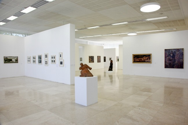 67 Velika izložba: 100 dela iz zbirki Muzeja savremene umetnosti